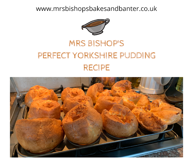 Perfect Yorkshire pudding Recipe by Mrs Bishop