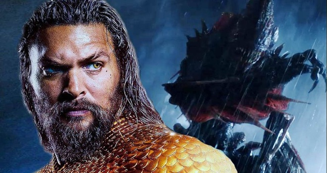 Bom tấn 'Aquaman 2' sẽ pha trộn nhiều yếu tố kinh dị