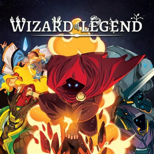 Jogo Wizard of Legend [PC GOG]