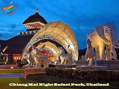 Chiang Mai Night Safari Park, Thailand