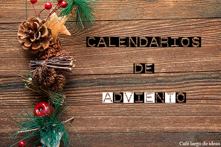Calendarios de Adviento handmade