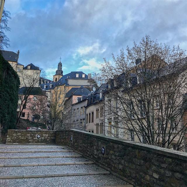 attrazioni principali lussemburgo