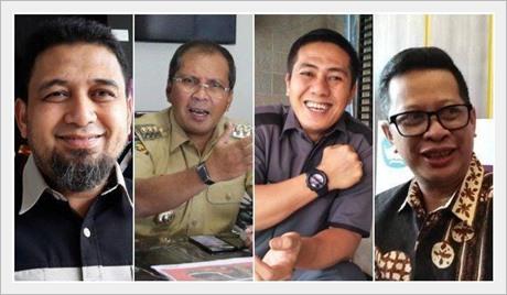 Calon wali kota Makassar 2020