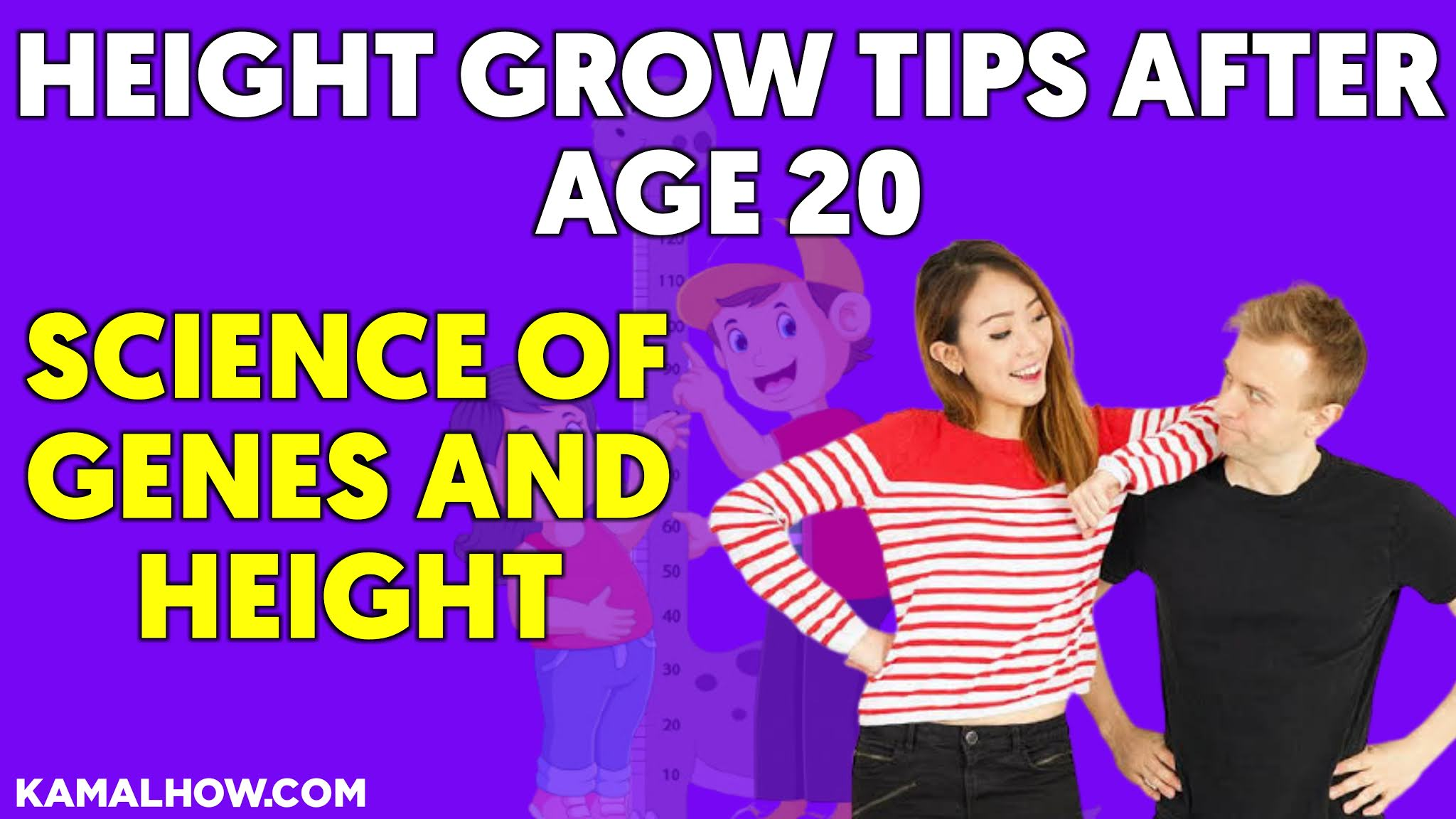 how to increase height naturally in 1 month