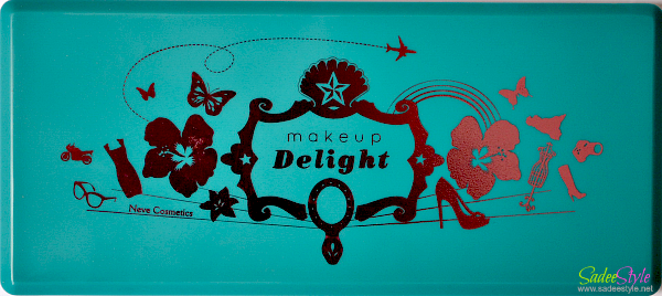 Delight Palette by Neve Cosmetics