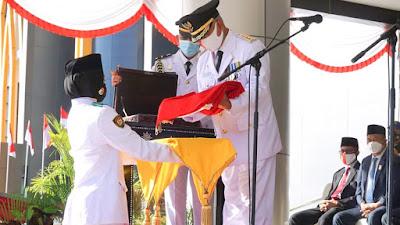 Perayaan HUT RI Ke-75 Di Lotim, Pemprov NTB Buka Peluang Besar Bagi Anak Kreativ