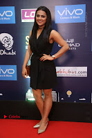 Actress Shraddha Srinath Stills in Black Short Dress at SIIMA Short Film Awards 2017 .COM 0002.JPG
