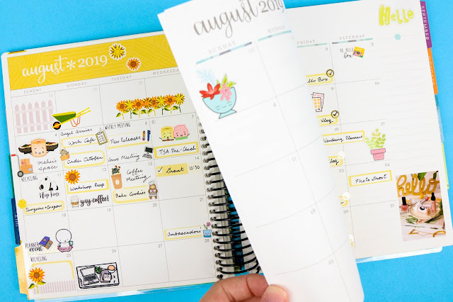 Why You Should Try a Double Monthly Planner System