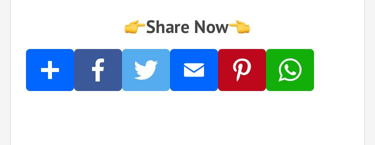 Apne Blogger Pe Social Media Icons Kaise Lagaye? Full Guide Step By Step