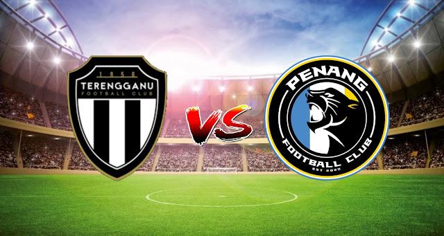Live Streaming Terengganu FC vs Penang FC 1.5.2021 Liga Super