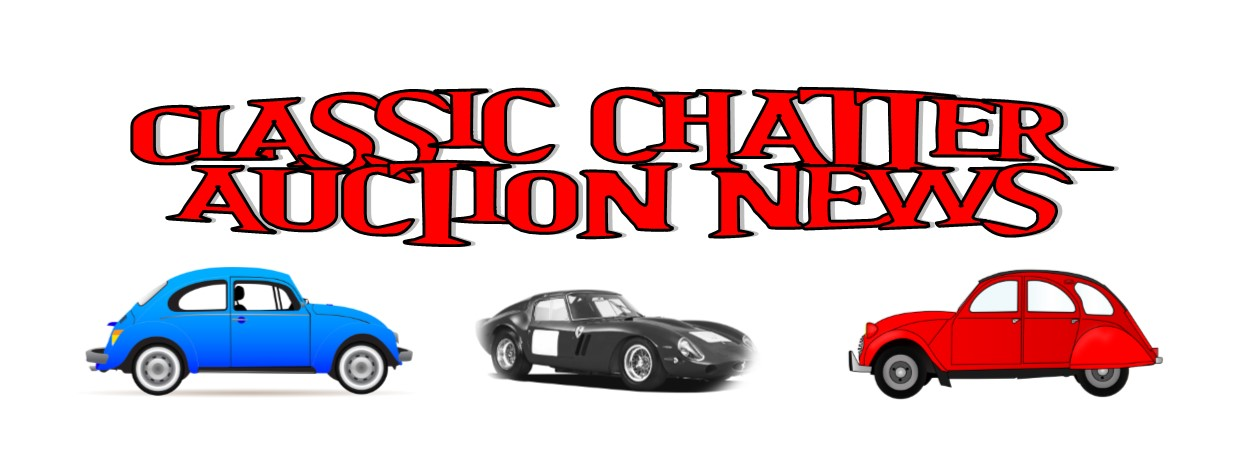 Classic Chatter Auction News