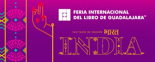 La India   Feria Internacional del Libro de Guadalajara