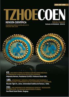 ejemplo de revista temática científica