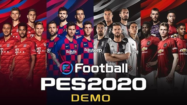 Game PES 2020 Mobile