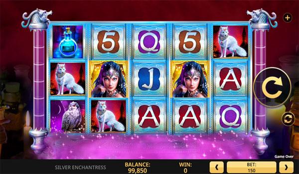 Main Gratis Slot Indonesia - Silver Enchantress High 5 Games