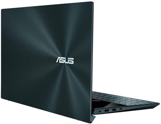 ASUS ZenBook Duo UX481FL-BM044T: ultrabook de 14'' con pantalla táctil ScreenPad Plus, procesador Core i7 y teclado retroiluminado