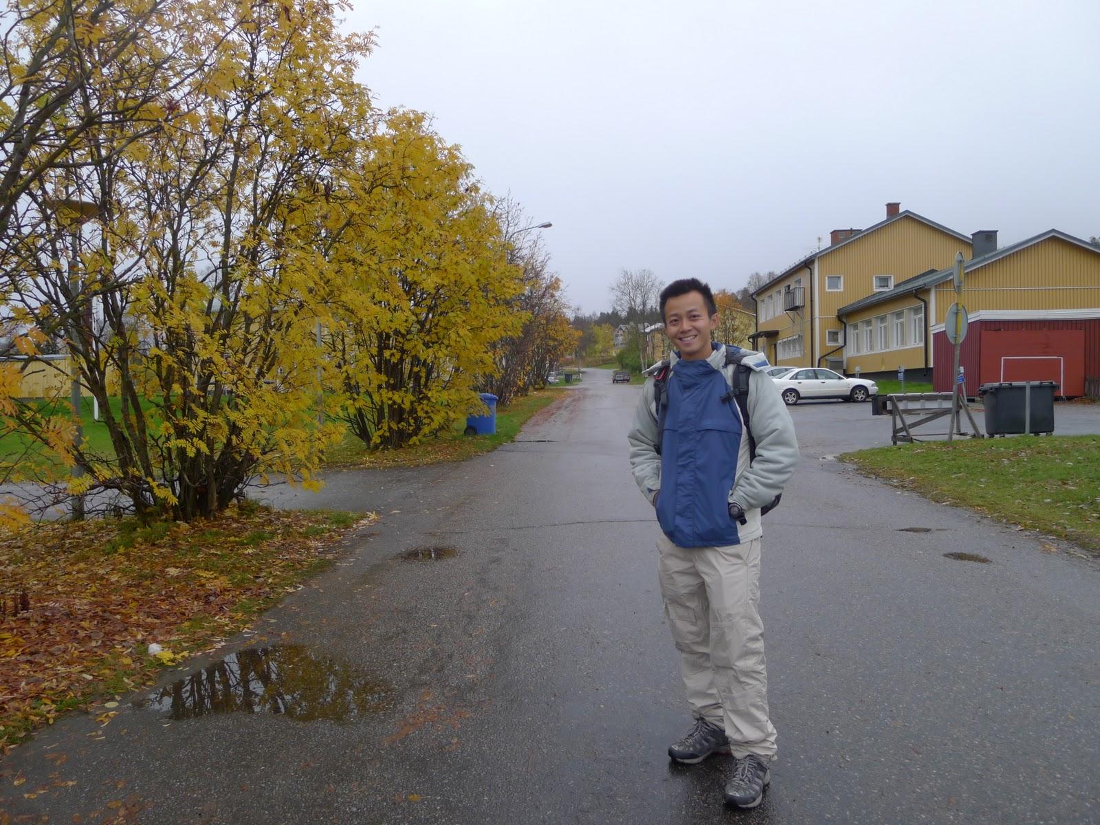 fischercamp in schweden für zwei personen