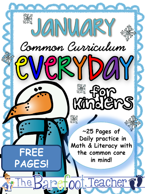 FREE SAMPLE DOWNLOADS! These daily math, literacy, and writing activity worksheets were made, with the Common Core standards in mind, to be independent practice review for Kindergarten students to do as morning work, homework, at a center, or however you would so choose. The repeat exposure to the standards allow students to master skills quickly. A perfect Back to School resource! #freeprintable #kindergarten #backtoschool #commoncore #math #morningwork