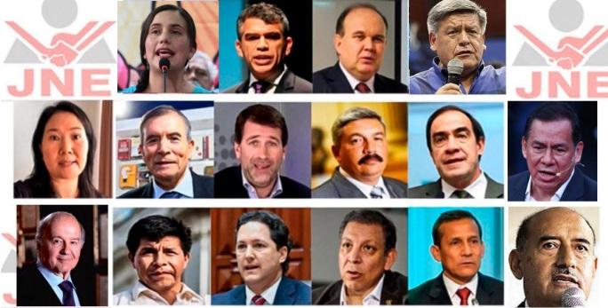 Elecciones 2021: estos son los candidatos habilitados para participar el 11 de abril