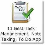 11 Best Task Management, Note Taking & To Do list App