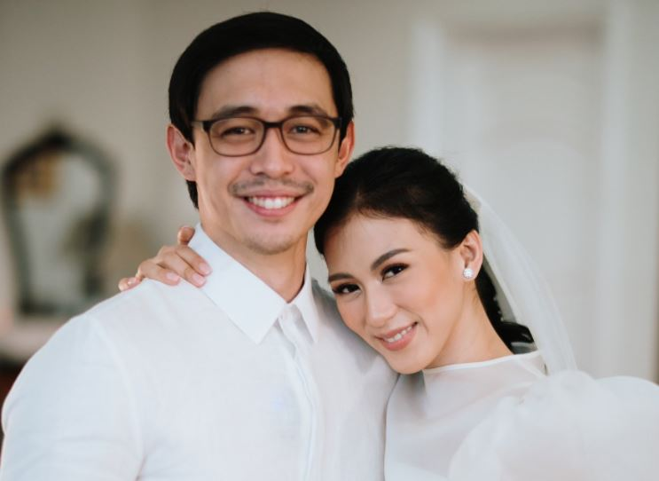 Alex Gonzaga, Mikee Morada are married