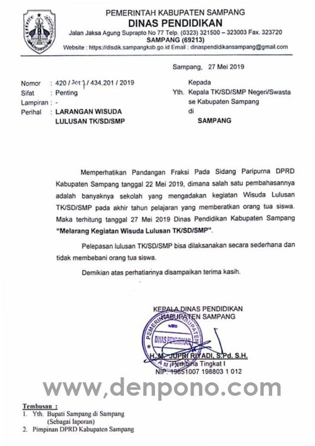 Surat Dinas Pengertian Fungsi Ciri Ciri Bagian Bagian