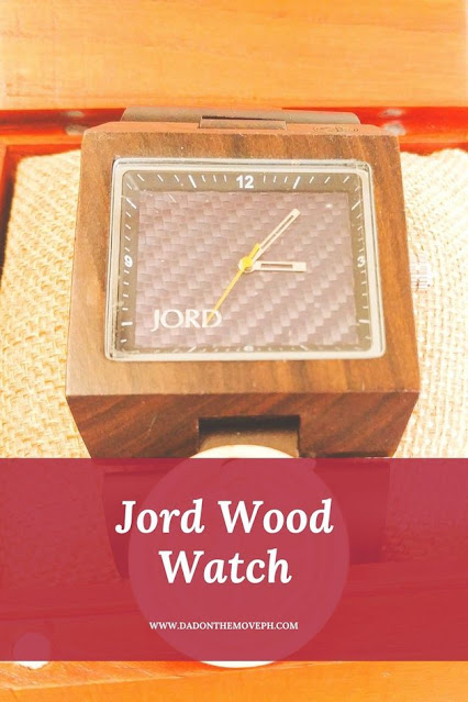 Jord engravable wood watch review