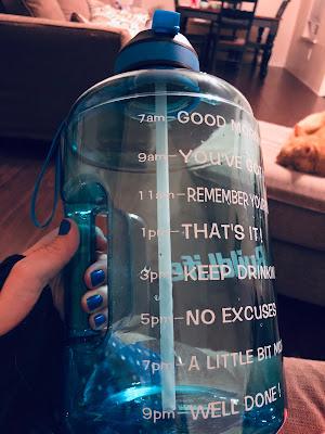 75 Hard Water Bottle
