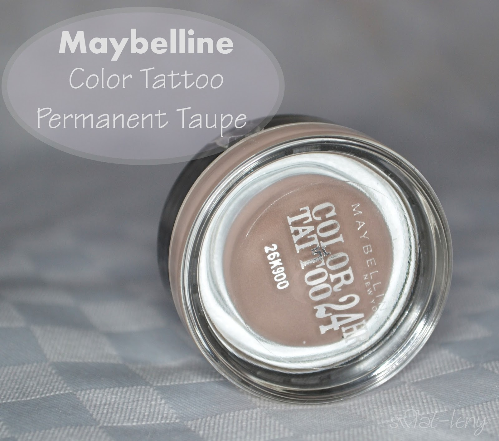 Permanent Taupe Maybelline