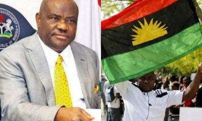 No Regrets Waging War Against IPOB In Rivers, Says Wike