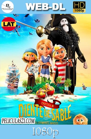 Capitán Diente de Sable y el Diamante Mágico (2019) FULL HD WEB-DL 1080p Dual – Latino