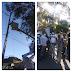 Junta Distrital inicia jornada de iluminación de las calles de Villa Central