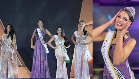 Miss Intercontinental 2019 es Hungary