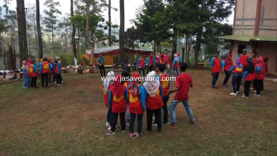 outbound rafting pacet mojokerto