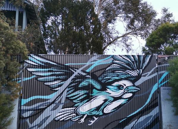 Jindabyne Street Art | Mike Shankster