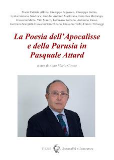 """AA.VV. """"La Poesia dell'Apocalisse e della Parusia in Pasquale Attard"""", Spiritualità & Letteratura, n. 98"""