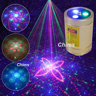 Chims Mini Laser Lights