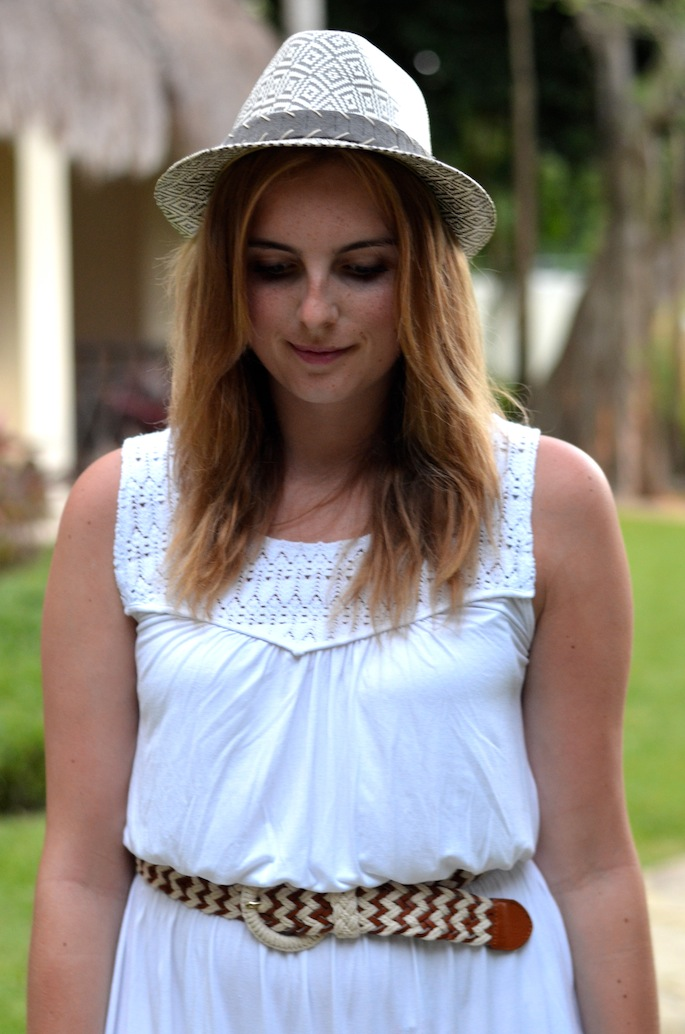 How to Style a Fedora Hat