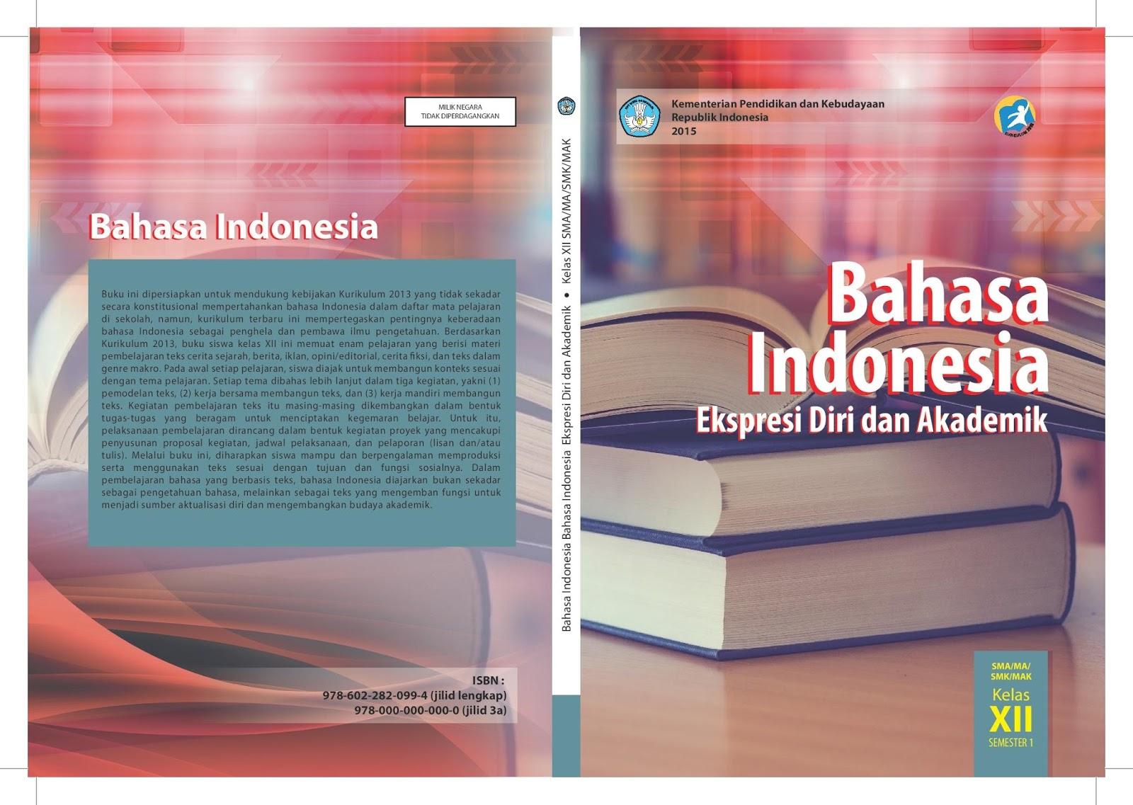 Bahasa Indonesia Buku Solatif
