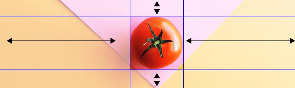 Centrar con CSS el contenido horizontal y vertical (imagen)