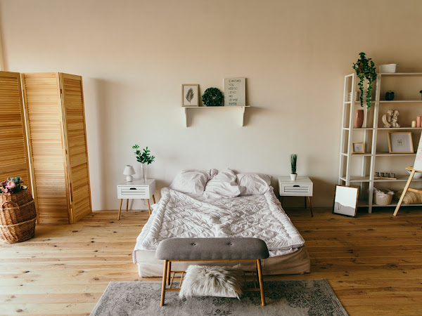 Easy Updates to Make to Your Bedroom