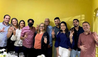 Tenho tido a alegria de receber o reconhecimento de inúmeras famílias Cacimbenses.comentou nas redes sociais o prefeito Nelinho Costa