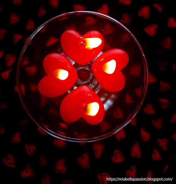Valentine Table Centerpiece
