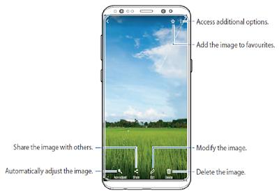 Galaxy S8 Manual and Tutorials
