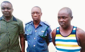 fake customs officers arrested lagos