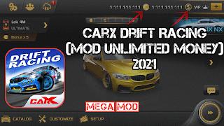 CarX Drift Racing MOD APK [UNLIMITED MONEY - CARS UNLOCKED] Latest (V1.16.2)