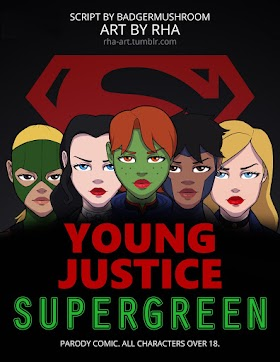 Young Justice / Justice League Green