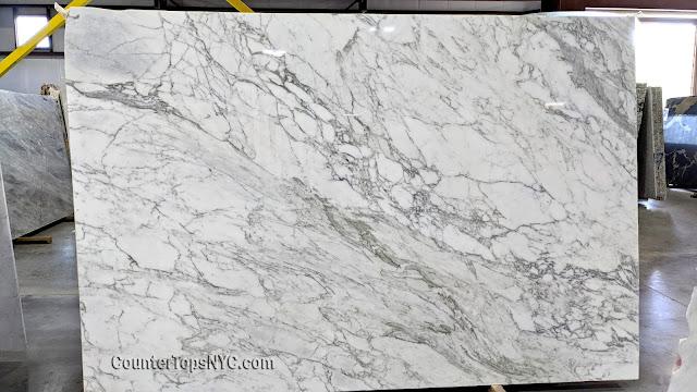 Calacatta Vagli Marble Slab 3cm NYC