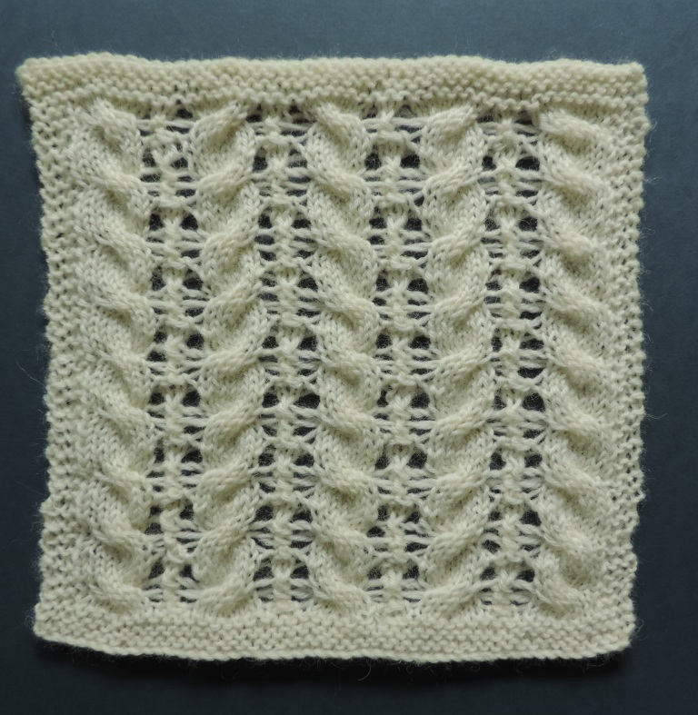 Knitting Now And Then Knitting Sampler Squares