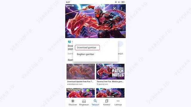 download gambar dari google